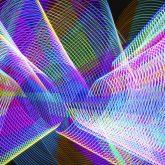 Pixelcatching: Lightpainting 4