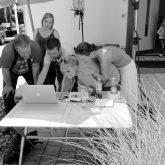 Werbe Fotoshooting für DEKRA / WIRE 4