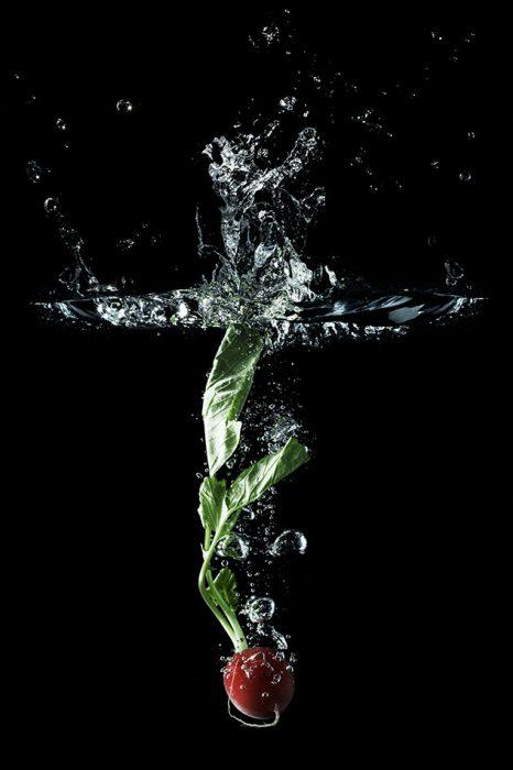 Highspeed Fotografie | Splash Chili 9