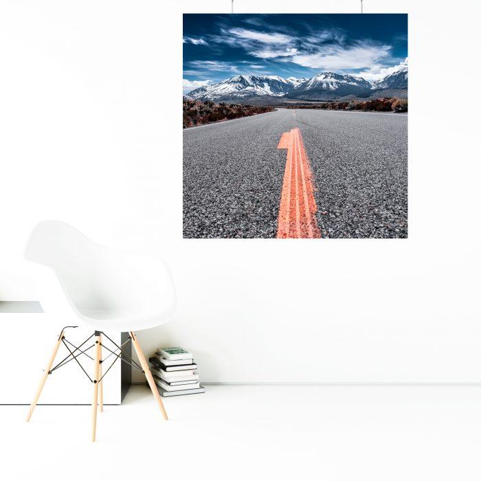 Wandbild: Highway 1 1