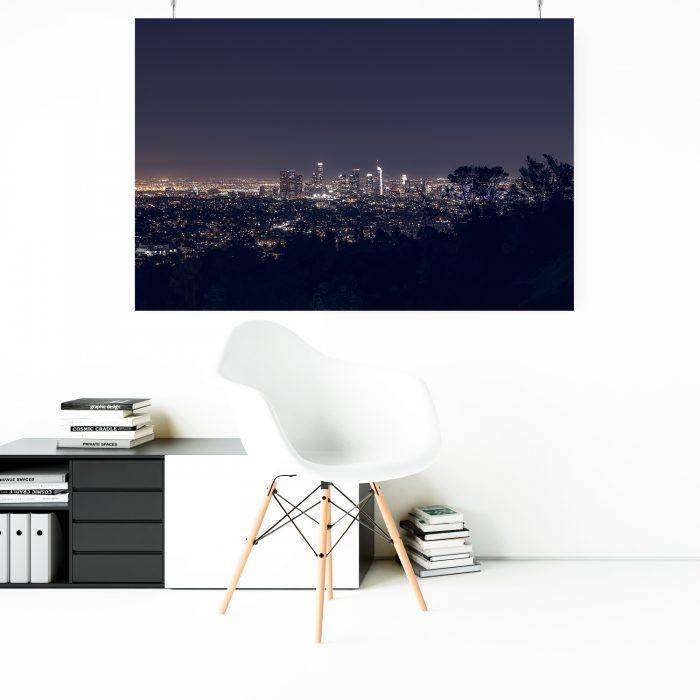 Wandbild Los Angeles 1