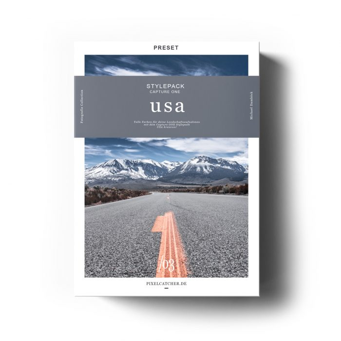 7 USA Styles | for Capture One Pro 1