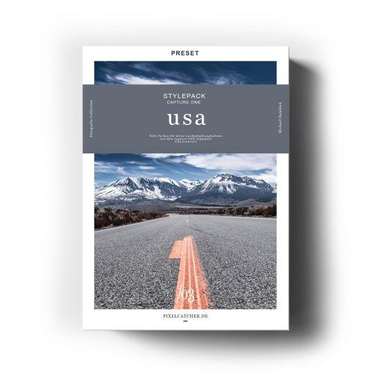USA Roadtrip mit der Fuji X-H1 1