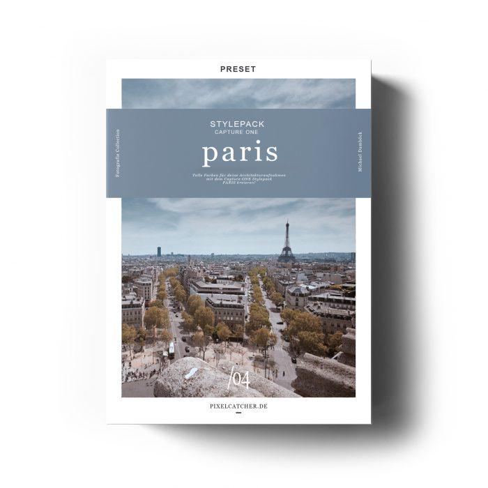 7 Paris Styles| for Capture One Pro 1