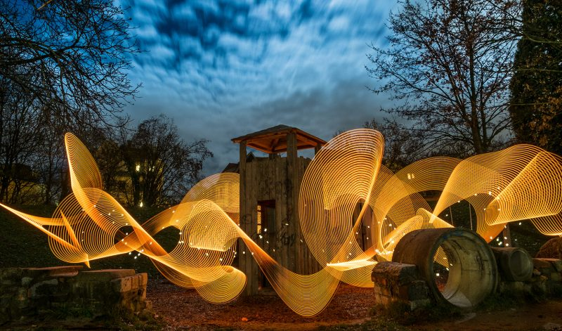 Lightpainting Kurs Stuttgart