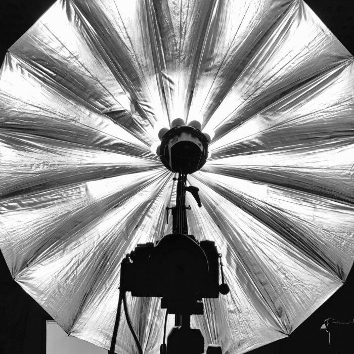 Lichtformer Portraitfotos