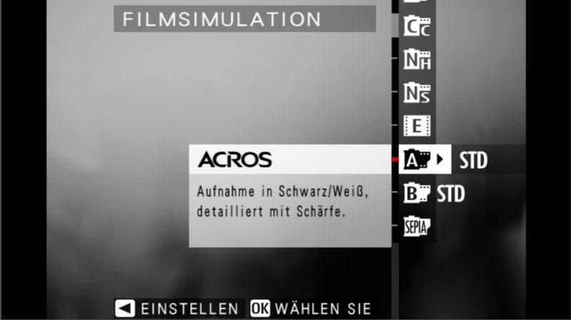 Fujifilm X-H1 Bedienungsanleitung 1