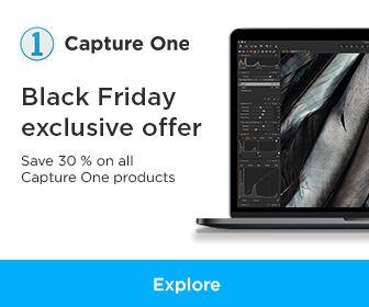 Capture One Black Friday