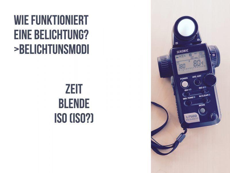 Fotografieren Lernen: Grundlagen der Fotografie Videokurs 3