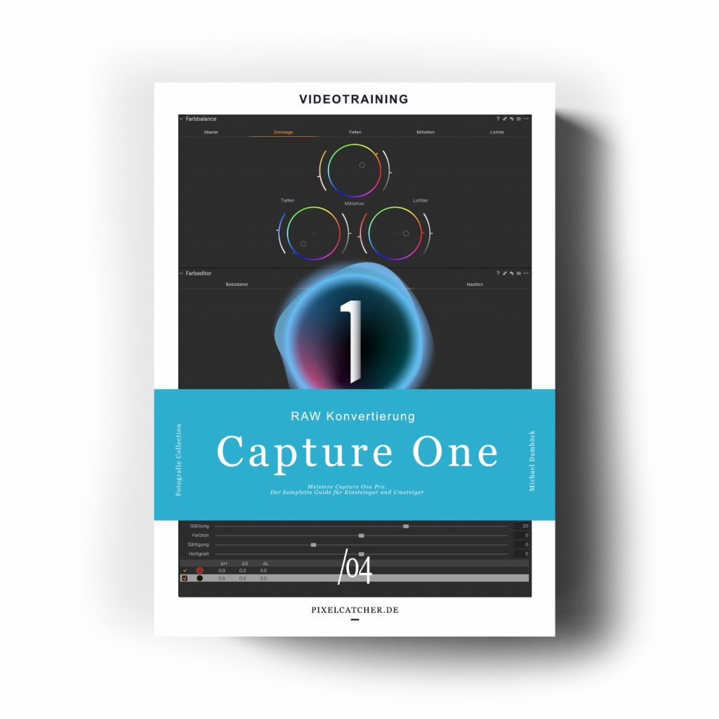 Capture One 21 Kurs